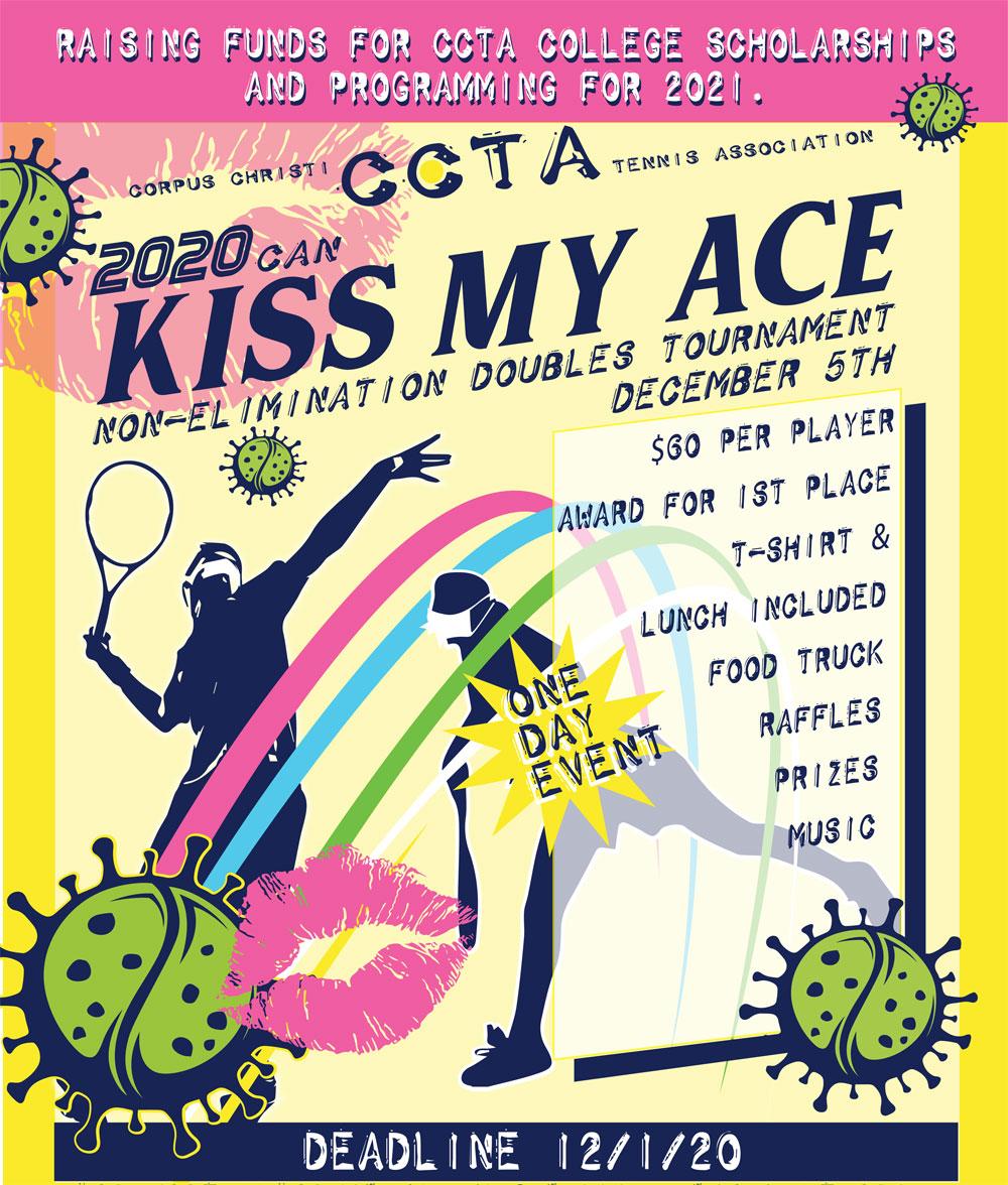 Kiss My Ace Flyer